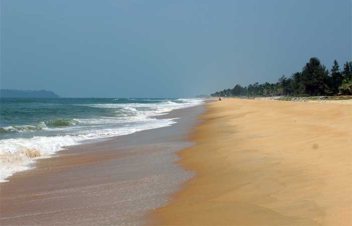 Dhareshwar Beach